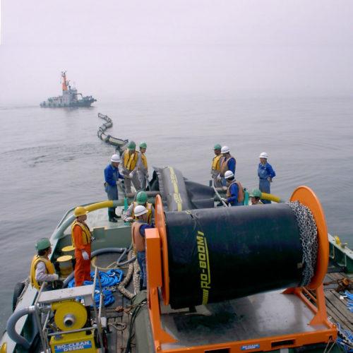 Dodatna oprema za plutajuće brane