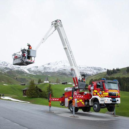 Vatrogasne platforme