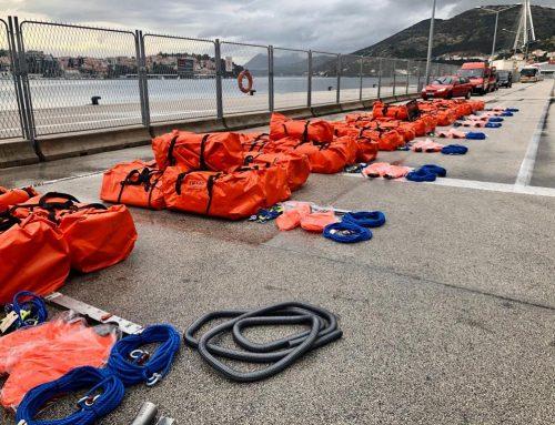 Isporuka opreme za sprječavanje onečišćenja mora u Dubrovniku