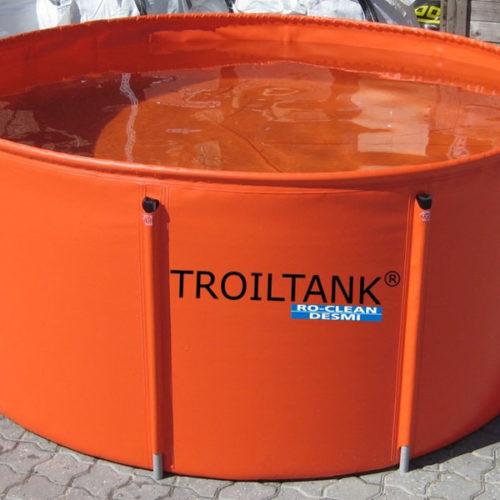 Spremnici za privremeno skladištenje opasnih tekućina